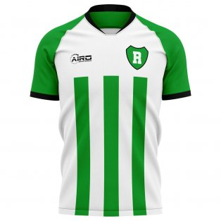 2019-2020 Raja Casablanca Home Concept Football Shirt