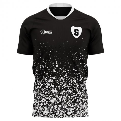 2019-2020 Sandhausen Home Concept Football Shirt