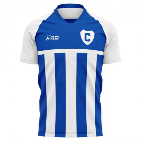 2020-2021 Colchester Home Concept Football Shirt - Baby