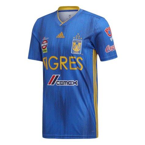 2019-2020 Tigres Adidas Away Football Shirt