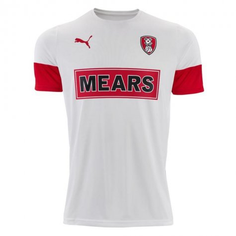 2019-2020 Rotherham Away Football Shirt