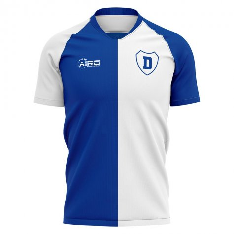 2020-2021 Darmstadt Home Concept Football Shirt