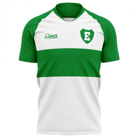 2020-2021 Elche Home Concept Football Shirt - Womens