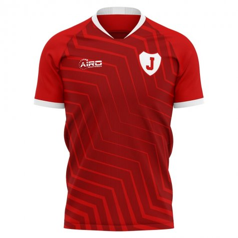 2020-2021 Jahn Regensburg Home Concept Football Shirt - Womens