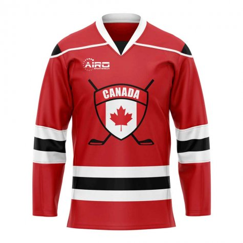 Canada Home Ice Hockey Shirt