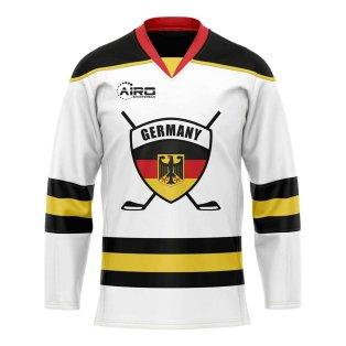 Germany Home Ice Hockey Shirt