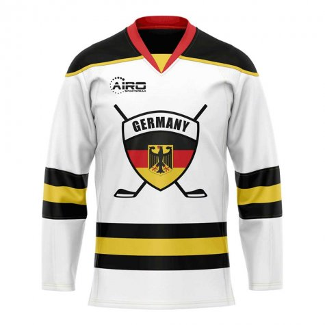 Germany Home Ice Hockey Shirt