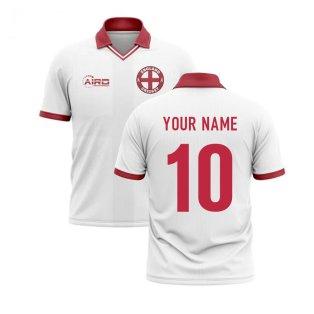 2019-2020 England Cricket Concept Shirt (Your Name)