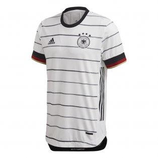 2020-2021 Germany Authentic Home Adidas Football Shirt