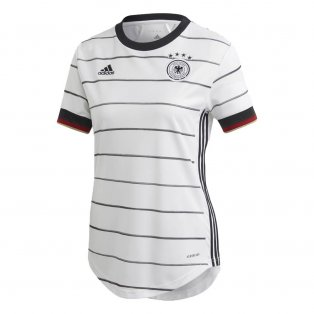2020-2021 Germany Home Adidas Womens Shirt
