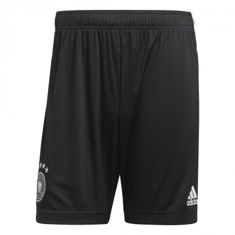 2020-2021 Germany Home Adidas Football Shorts (Kids)