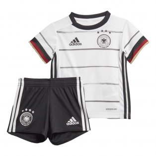2020-2021 Germany Home Adidas Baby Kit