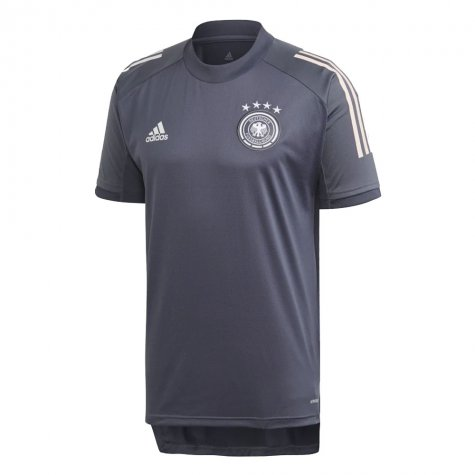 2020-2021 Germany Adidas Training Shirt (Onix)