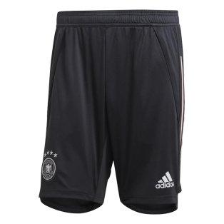 2020-2021 Germany Adidas Training Shorts (Carbon) - Kids