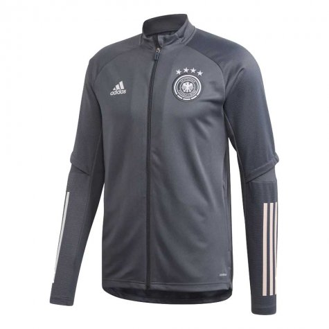 2020-2021 Germany Adidas Training Jacket (Onix)