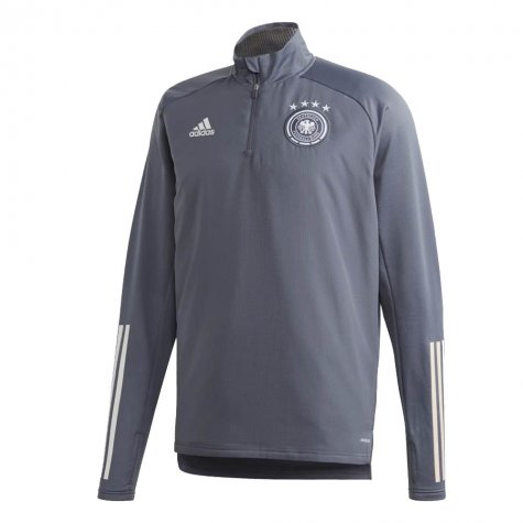 2020-2021 Germany Adidas Warm Top (Onix)