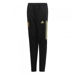 2020-2021 Belgium Adidas Training Pants (Black) - Kids