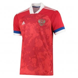 2020-2021 Russia Home Adidas Football Shirt