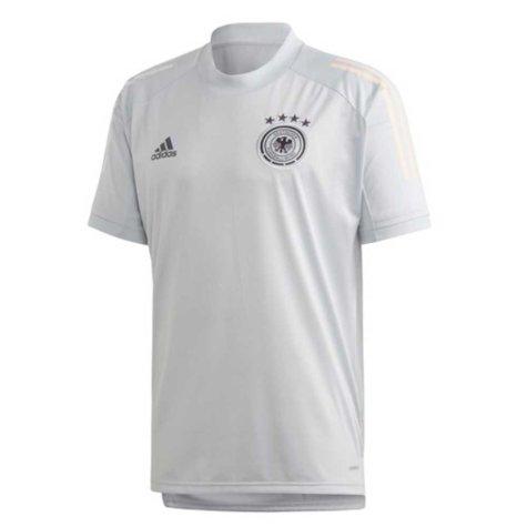 2020-2021 Germany Adidas Training Shirt (Grey)