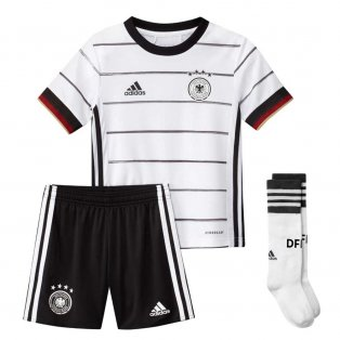 2020-2021 Germany Home Adidas Mini Kit