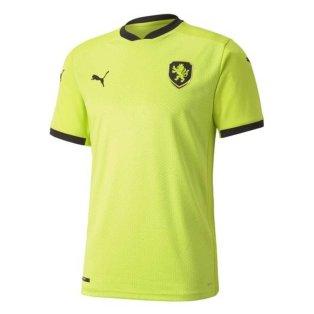 2020-2021 Czech Republic Away Puma Football Shirt