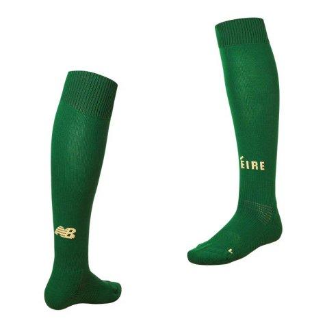 2020-2021 Ireland Home Socks (Green) - Kids