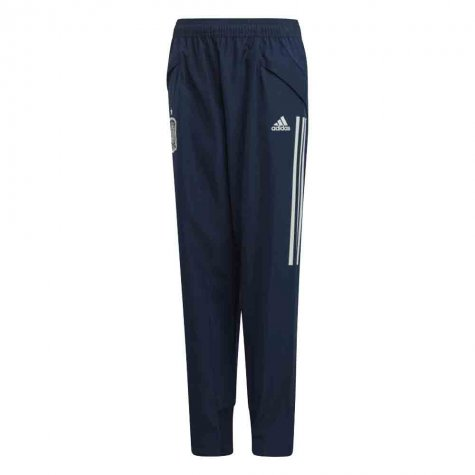 2020-2021 Spain Adidas Presentation Pants (Navy) - Kids
