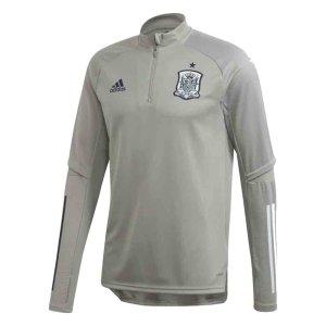 2020-2021 Spain Adidas Training Top (Grey)