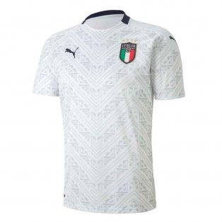 2020-2021 Italy Away Puma Football Shirt (Kids)