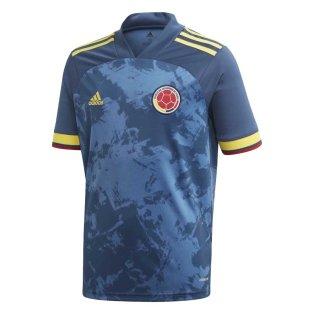 2020-2021 Colombia Away Adidas Football Shirt (Kids)