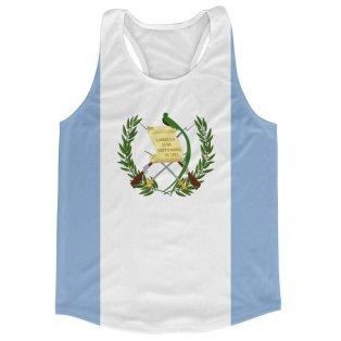 Guatemala Flag Running Vest