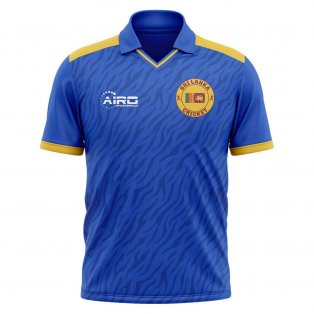 2019-2020 Sri Lanka Cricket Concept Shirt