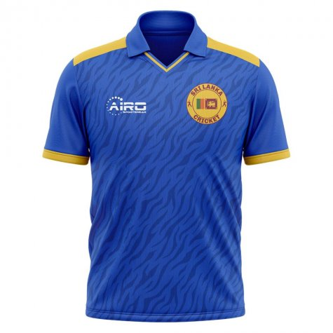 2019-2020 Sri Lanka Cricket Concept Shirt - Womens