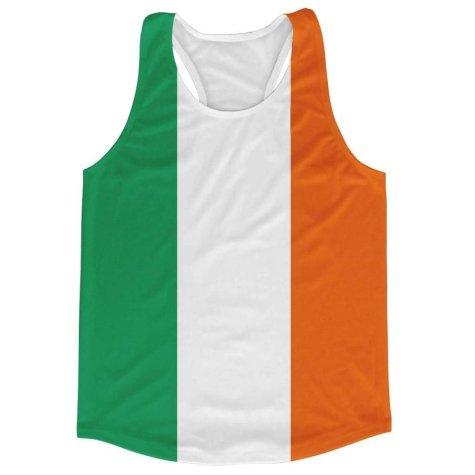 Ireland Flag Running Vest