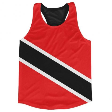 Trinidad And Tobago Flag Running Vest