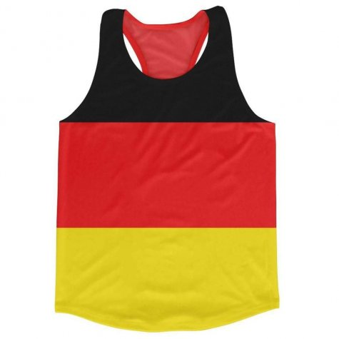 Germany Flag Running Vest