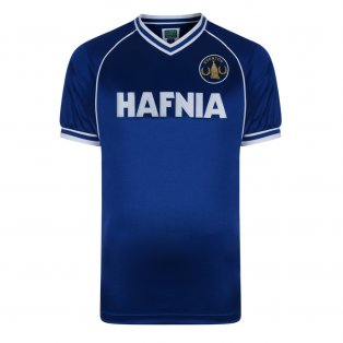 Score Draw Everton 1982 Retro Football Shirt