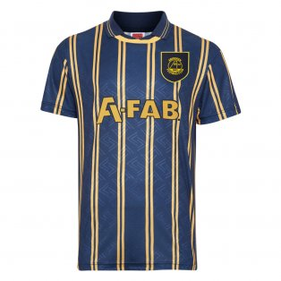 Score Draw Aberdeen 1993 Retro Football Shirt