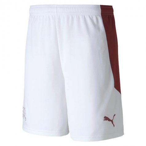 2020-2021 Switzerland Puma Away Shorts (White)