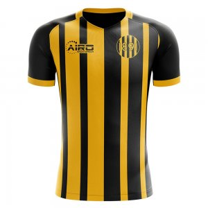 2020-2021 Penarol Home Concept Football Shirt