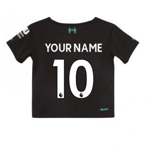 2019-2020 Liverpool Third Little Boys Mini Kit