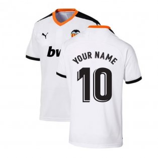 2019-2020 Valencia Home Puma Shirt (Kids) (Your Name)
