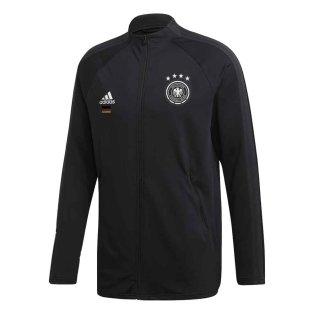 2020-2021 Germany Adidas Anthem Jacket (Black)