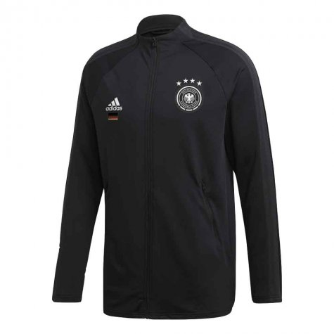 2020-2021 Germany Adidas Anthem Jacket (Black)