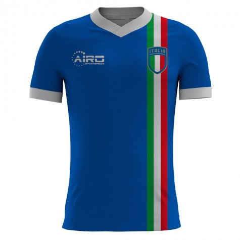 2020-2021 Italy Pre Match Concept Football Shirt