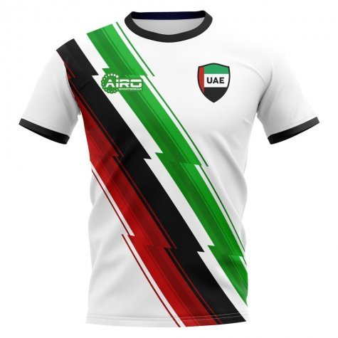 2020-2021 United Arab Emirates Home Concept Football Shirt