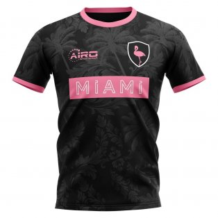 2020-2021 Miami Home Concept Football Shirt - Kids