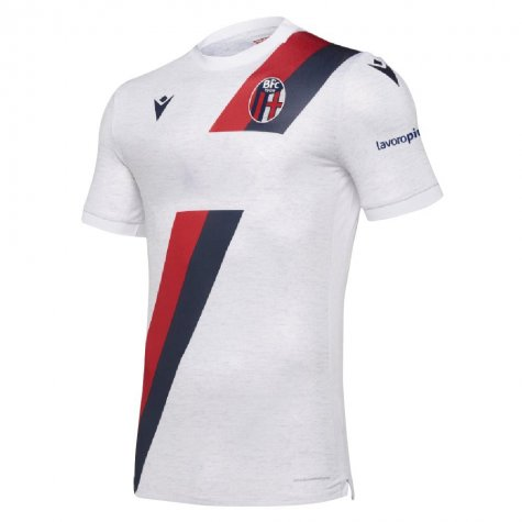 2019-2020 Bologna Authentic Away Match Shirt