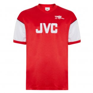 Score Draw Arsenal 1982 Home Shirt
