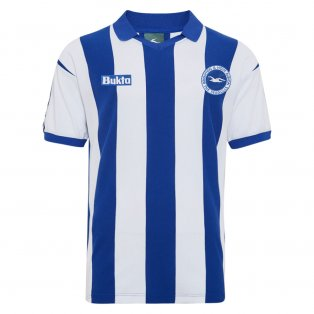 Score Draw Brighton and Hove Albion 1978 Retro Football Shirt